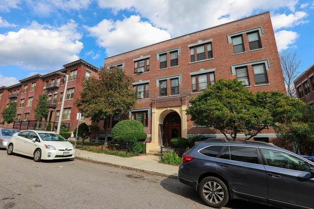 21 Park Vale Ave #7, Boston, MA 02134 (MLS #72739693) :: Conway Cityside