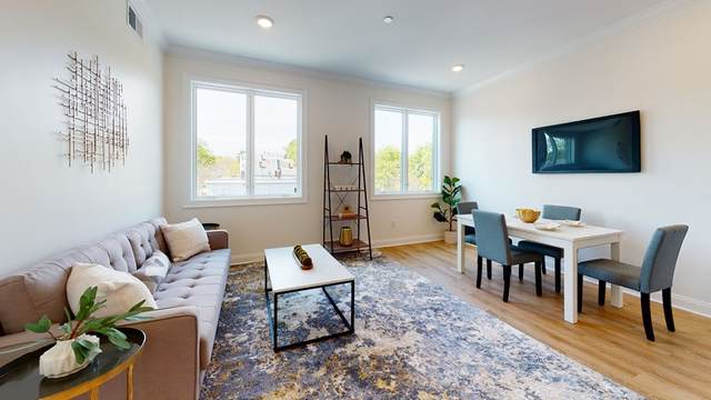 4281 Washington Street 2B, Boston, MA 02131 (MLS #72739757) :: Berkshire Hathaway HomeServices Warren Residential