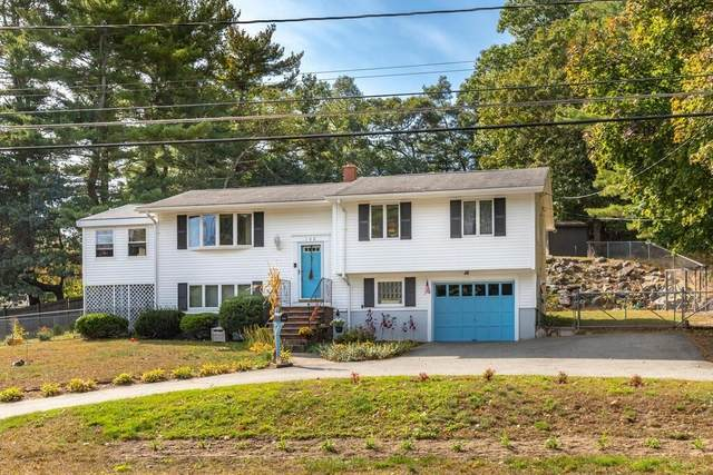 122 Russell Street, Peabody, MA 01960 (MLS #72739923) :: Zack Harwood Real Estate   Berkshire Hathaway HomeServices Warren Residential