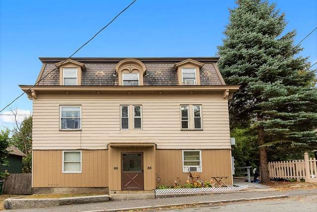86-88 Mount Vernon St, Fitchburg, MA 01420 (MLS #72739967) :: Zack Harwood Real Estate | Berkshire Hathaway HomeServices Warren Residential