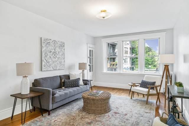 8 Kinross Rd #4, Boston, MA 02135 (MLS #72740042) :: Westcott Properties