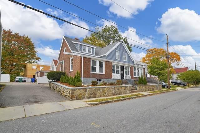 49 West St #49, Newton, MA 02465 (MLS #72740167) :: Zack Harwood Real Estate | Berkshire Hathaway HomeServices Warren Residential