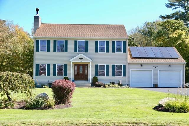 189 Braley Rd, Freetown, MA 02717 (MLS #72740240) :: Team Roso-RE/MAX Vantage