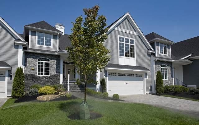 5 Robert Drive 1-3, Andover, MA 01810 (MLS #72740410) :: Cosmopolitan Real Estate Inc.