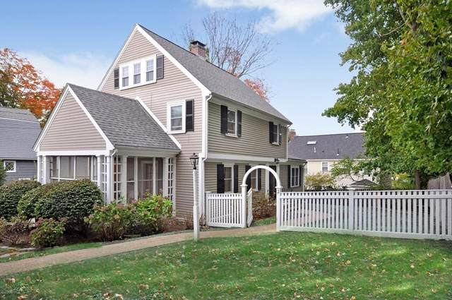 2 Greeley Road, Winchester, MA 01890 (MLS #72740553) :: Taylor & Lior Team