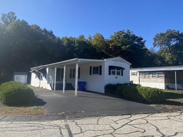 31 Hickory Road, Taunton, MA 02870 (MLS #72740626) :: EXIT Cape Realty
