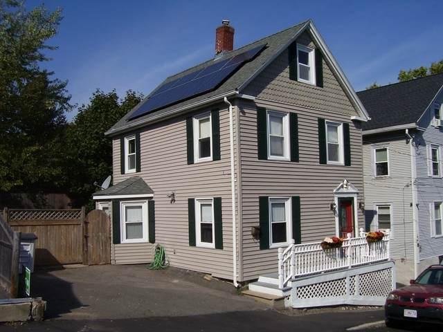 10 Rawlins St, Salem, MA 01970 (MLS #72740669) :: EXIT Cape Realty