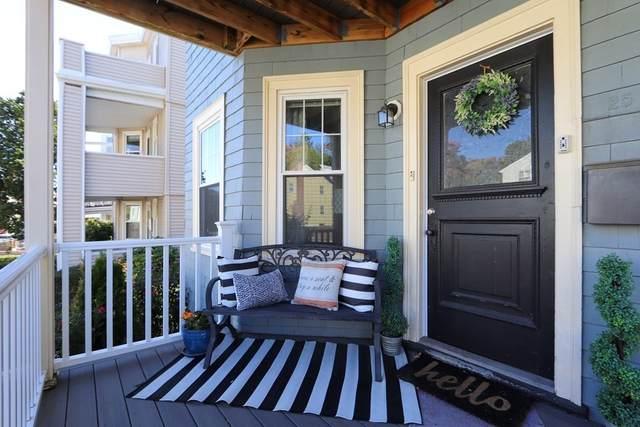25 Seymour St #1, Boston, MA 02131 (MLS #72740675) :: Berkshire Hathaway HomeServices Warren Residential