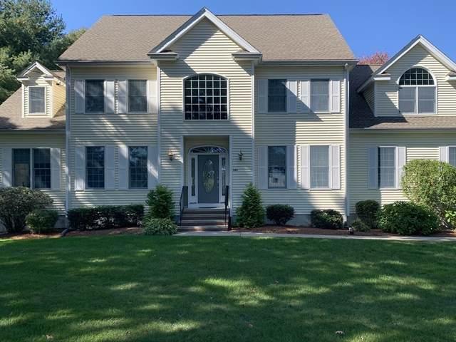 255 Village St, Millis, MA 02054 (MLS #72740705) :: Zack Harwood Real Estate | Berkshire Hathaway HomeServices Warren Residential