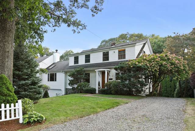 43 Dale St, Needham, MA 02494 (MLS #72740786) :: RE/MAX Unlimited