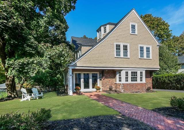 30 Woodleigh Road, Dedham, MA 02026 (MLS #72740861) :: DNA Realty Group