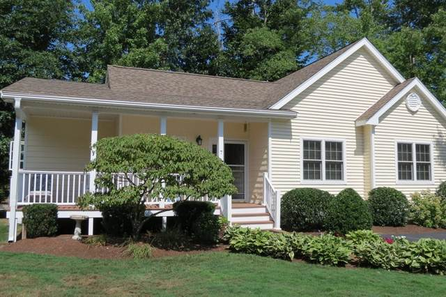 7 Driftwood Lane #7, Rockland, MA 02370 (MLS #72740938) :: EXIT Cape Realty