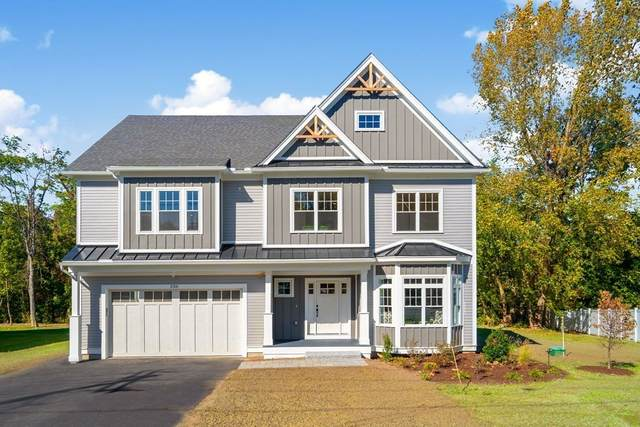256 Forest St, Winchester, MA 01890 (MLS #72741245) :: Taylor & Lior Team