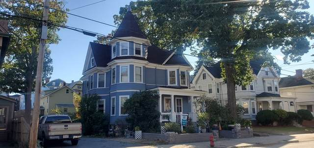 240 Clifton St, Malden, MA 02148 (MLS #72741382) :: Westcott Properties