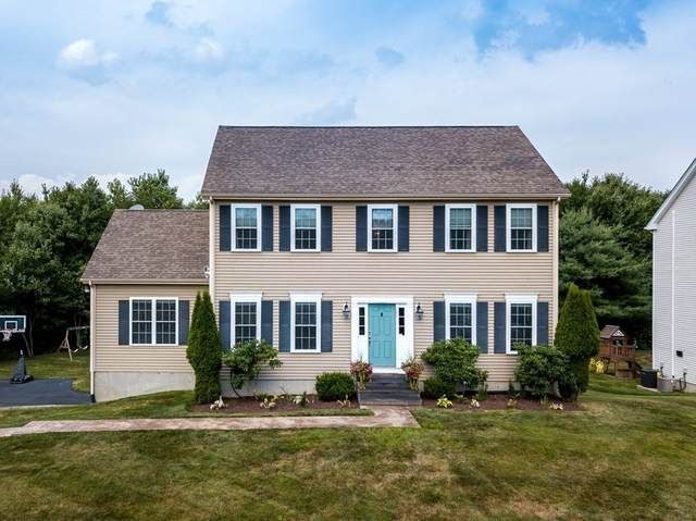 168 Finch Rd, Raynham, MA 02767 (MLS #72741393) :: RE/MAX Unlimited