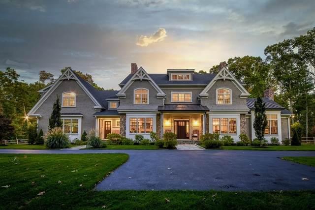 40 Miller Hill Rd, Dover, MA 02030 (MLS #72741595) :: Cosmopolitan Real Estate Inc.