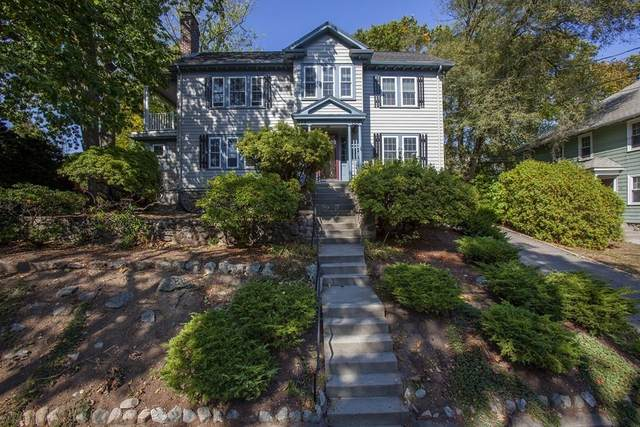 105 Athelstane Road #2, Newton, MA 02459 (MLS #72741628) :: Zack Harwood Real Estate | Berkshire Hathaway HomeServices Warren Residential