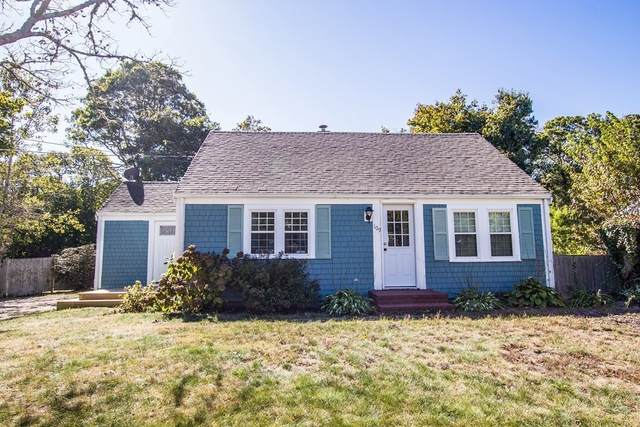 109 Old Town Rd, Barnstable, MA 02601 (MLS #72741646) :: Walker Residential Team