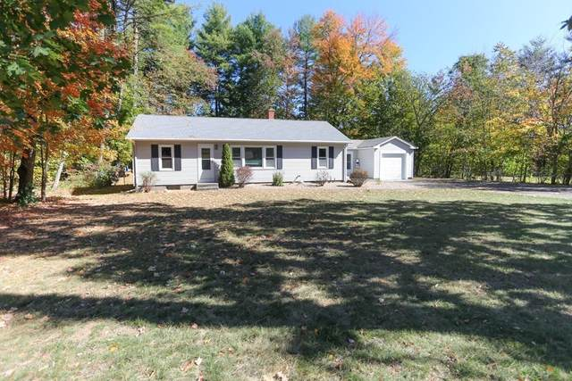 150 Federal Street, Belchertown, MA 01007 (MLS #72741678) :: Maloney Properties Real Estate Brokerage