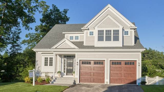 22 Sunset Way #22, Medfield, MA 02052 (MLS #72741768) :: Boston Area Home Click