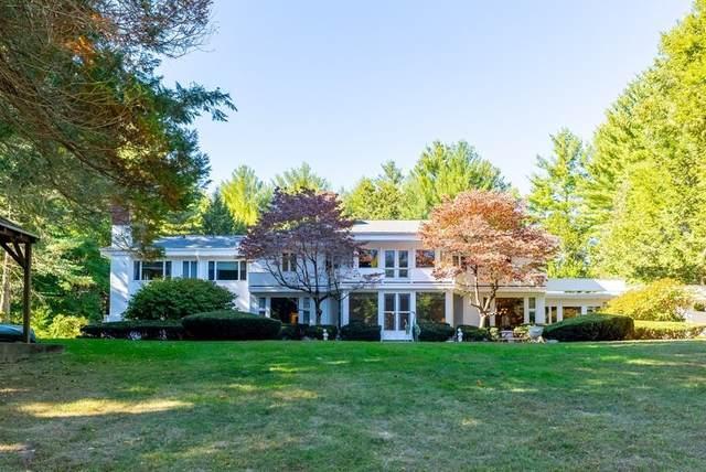 7 Turtle Lane, Dover, MA 02030 (MLS #72741815) :: Cosmopolitan Real Estate Inc.