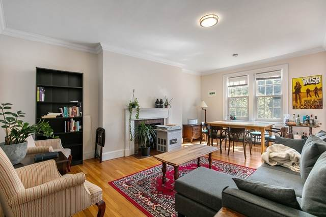16 Chauncy St #27, Cambridge, MA 02138 (MLS #72741834) :: Zack Harwood Real Estate | Berkshire Hathaway HomeServices Warren Residential