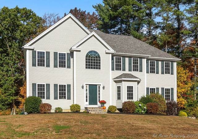 1 Littles Hill Ln, Georgetown, MA 01833 (MLS #72741851) :: EXIT Cape Realty