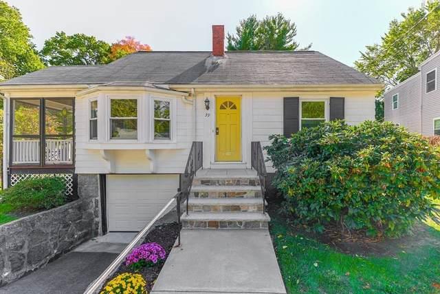 39 Burrwood Road, Boston, MA 02132 (MLS #72741887) :: Berkshire Hathaway HomeServices Warren Residential