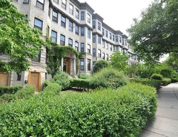 1868 Commonwealth Ave #6, Boston, MA 02135 (MLS #72741893) :: Westcott Properties