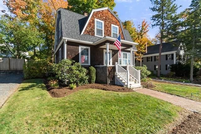 18 Concord Road, Sudbury, MA 01776 (MLS #72741922) :: EXIT Cape Realty