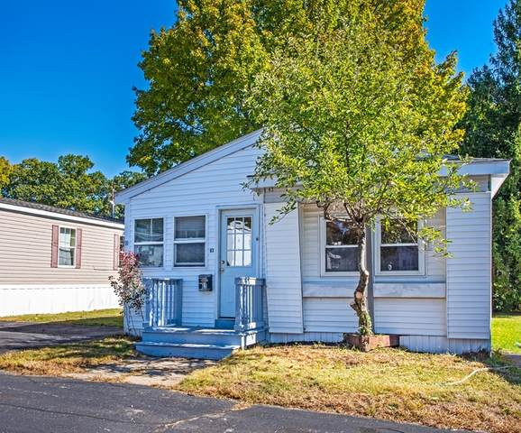 181 Boston Post Road #63, Marlborough, MA 01752 (MLS #72742062) :: Kinlin Grover Real Estate