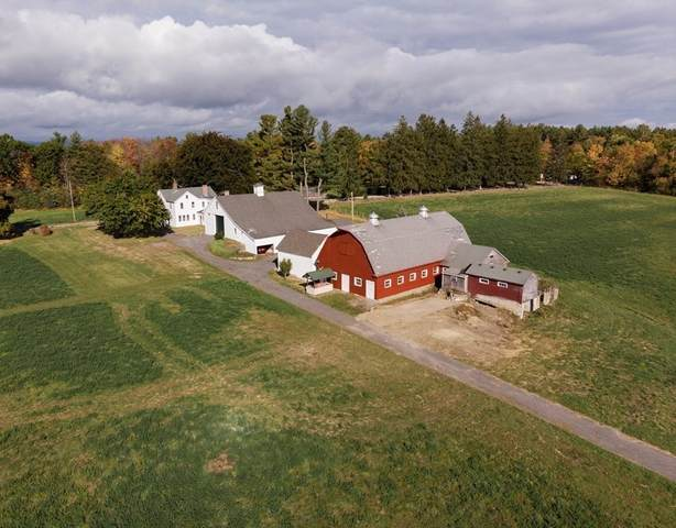 22 West Berlin Rd, Bolton, MA 01740 (MLS #72742147) :: Re/Max Patriot Realty