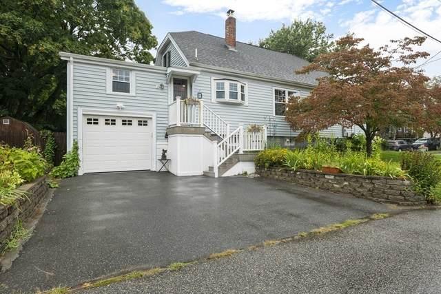 41 Vanstone Avenue, Warwick, RI 02889 (MLS #72742180) :: Zack Harwood Real Estate   Berkshire Hathaway HomeServices Warren Residential