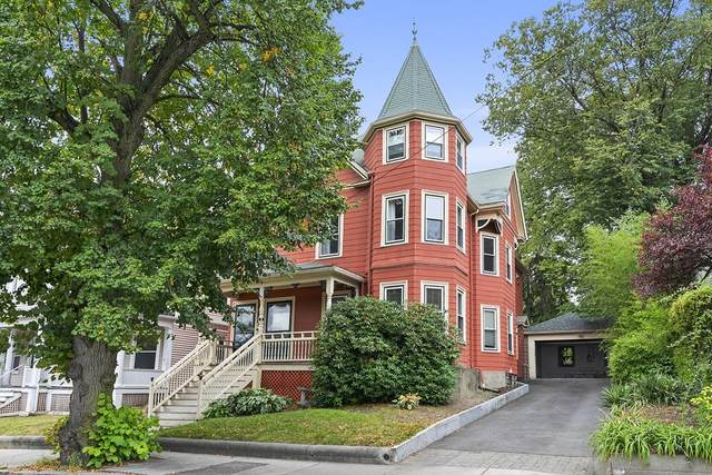166 Sycamore St #2, Somerville, MA 02145 (MLS #72742218) :: RE/MAX Unlimited