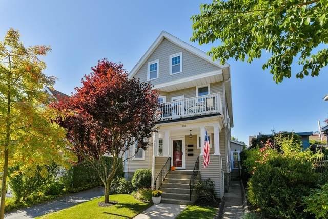 102 Fletcher #1, Boston, MA 02131 (MLS #72742347) :: Berkshire Hathaway HomeServices Warren Residential