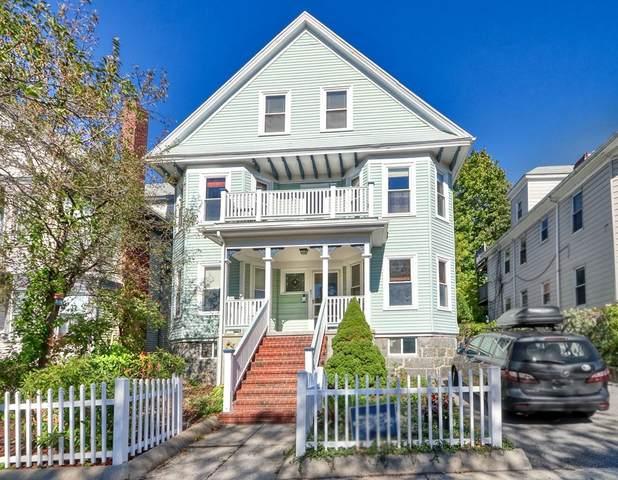 831 South Street #2, Boston, MA 02131 (MLS #72742362) :: Berkshire Hathaway HomeServices Warren Residential