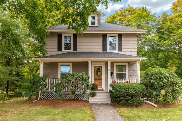 31 Cottage St., Sharon, MA 02067 (MLS #72742364) :: RE/MAX Unlimited