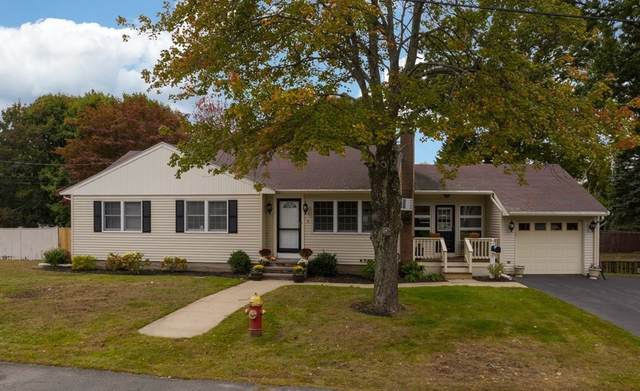 6 Rogers Rd, Peabody, MA 01960 (MLS #72742421) :: Zack Harwood Real Estate   Berkshire Hathaway HomeServices Warren Residential