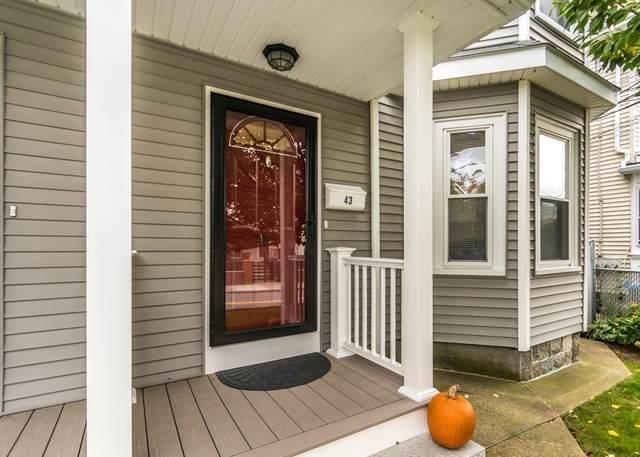 43 High Street #43, Waltham, MA 02453 (MLS #72742422) :: Zack Harwood Real Estate   Berkshire Hathaway HomeServices Warren Residential