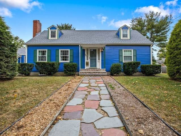 190 Mckay St., Beverly, MA 01915 (MLS #72742460) :: EXIT Cape Realty
