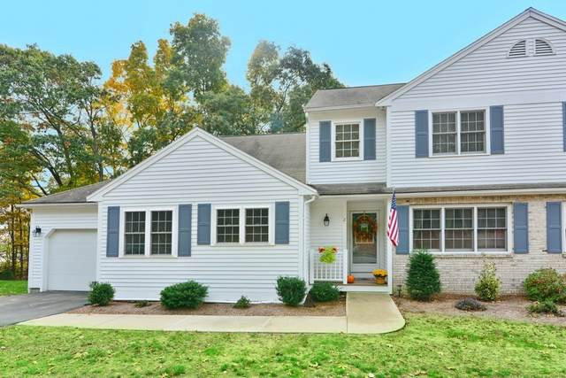 2 Pear Tree Lane #2, Franklin, MA 02038 (MLS #72742493) :: EXIT Cape Realty