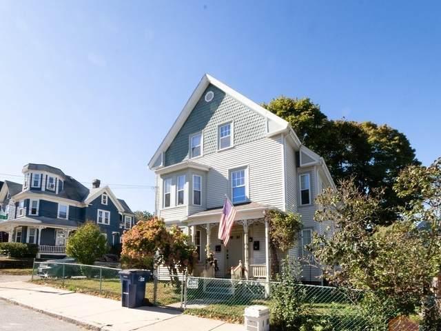 5 Delano Park, Boston, MA 02131 (MLS #72742528) :: Berkshire Hathaway HomeServices Warren Residential