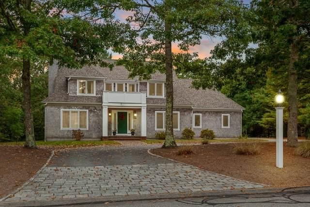 131 Rickenbacker Rd, Falmouth, MA 02536 (MLS #72742530) :: Zack Harwood Real Estate | Berkshire Hathaway HomeServices Warren Residential