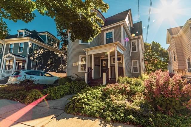 95 Brown Avenue #2, Boston, MA 02131 (MLS #72742566) :: Berkshire Hathaway HomeServices Warren Residential