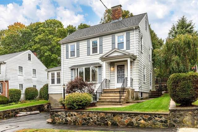 9 Perkins St, Arlington, MA 02476 (MLS #72742653) :: Zack Harwood Real Estate | Berkshire Hathaway HomeServices Warren Residential