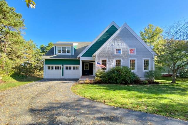 34 Grey Shale, Plymouth, MA 02360 (MLS #72742693) :: Walker Residential Team