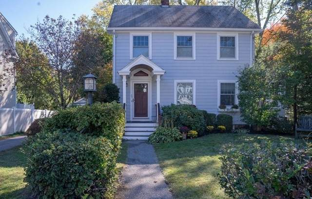 71 Hancock St, Bedford, MA 01730 (MLS #72742698) :: Maloney Properties Real Estate Brokerage