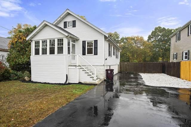 341 Union Street, Weymouth, MA 02190 (MLS #72742836) :: Walker Residential Team