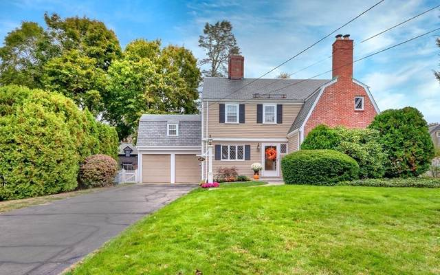 161 Lincoln Street, Melrose, MA 02176 (MLS #72742906) :: RE/MAX Unlimited