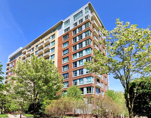 100 Station Landing #709, Medford, MA 02155 (MLS #72742917) :: Zack Harwood Real Estate | Berkshire Hathaway HomeServices Warren Residential